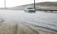 باران، برف و تگرگ در ایران