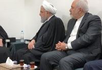 ملاقات مهم در نجف و پیام مهم برای مخالفان روحانی در تهران و ترامپ در واشنگتن