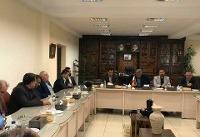 با حضور سفیر کشورمان در ایروان؛ ظرفیتهای اقتصادی استان گیلان در نمایشگاه ارمنستان بررسی شد