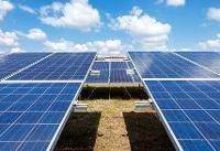 رشد دو برابری تولید نیرو با انرژی خورشیدی