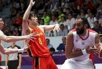 سیدبندی مسابقاتجام جهانی بسکتبال مشخص شد/ ایران درسید پنجم