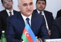 باکو بر تسریع اجرای طرح های مشترک با تهران تاکید کرد