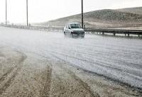 باران، برف و تگرگ در راه است