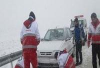 امدادرسانی به ۶۶۸ نفر در ۲۴ ساعت گذشته/هشت استان متاثر از حوادث جوی