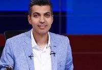 فردوسی پور: قائم مقام شبکه ورزش نمیشوم