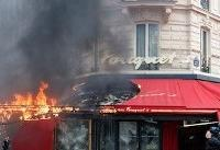 Paris police chief fired over Champs-Elysées riots as French government to ban protests in ...