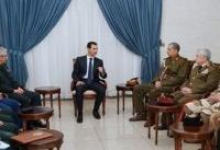 اسد: روابط دمشق، تهران و بغداد بسیار محکم است
