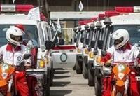 آماده باش ۵ هزار و ۴۴۲ امدادگر برای چهارشنبه سوری