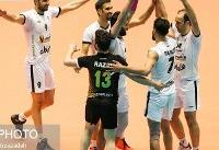 پایان لیگ پرتنش و جذاب | شهرداری ورامین بر بام والیبال ایران