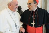 Pope rejects resignation of French cardinal in sex abuse cover-up
