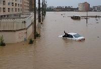 ۲۱۰ میلی متر باران در مینودشت ثبت شد