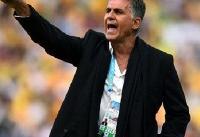 شکایت ۹۰۰ هزار دلاری کی روش از فدراسیون فوتبال ایران