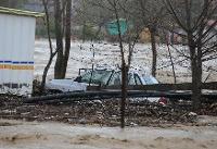 تخلیه روستاهای در معرض سیلاب مازندران ادامه دارد
