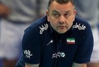کولاکوویچ: المپیک اولویت والیبال ایران است