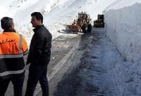 راه ارتباطی ۱۶ روستای بهشهر همچنان مسدود است