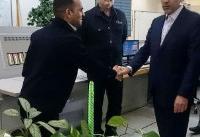 حضور سرزده وزیر نیرو در نیروگاه شهدای پاکدشت