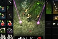 اپنت: بازی خدایان مرتد! HERETIC GODS