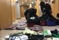 دستگیری سارقان صندوق امانات میلیاردی بانک