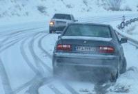 لغزندگی جاده ها در مناطق کوهستانی شمال شرق، البرزمرکزی وشرقی
