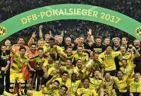 معرفی تیمهای برتر فوتبال جهان/ دورتموند؛ دیوار زرد فوتبال آلمان