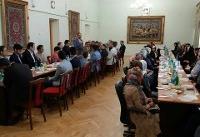 برگزاری مراسم جشن نوروز در سفارت کشورمان در ایروان