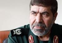 سخنگوی سپاه: ایران مذاکره ای با تروریست ها انجام نداده است