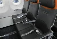 Seats aboard JetBlue now feature most legroom of any US airline