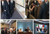 حضور ظریف در نشست فوقالعاده سازمان همکاری اسلامی در استانبول