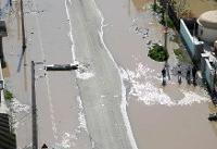 سامانی: قایق های شهرهای همجوار به مناطق سیل زده منتقل شدند
