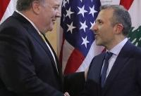 Pompeo at odds with Lebanese officials over Hezbollah