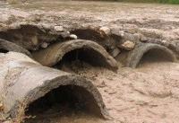 خسارت ۵۰۰ میلیاردی سیل در گالیکش گلستان