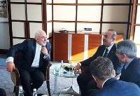 دیدار وزیران امور خارجه ایران و ترکیه در استانبول