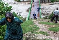 اختصاص ۵ میلیارد تومان اعتبار به سیلزدگان مازندران