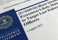 ACLU sues FBI for records related to black extremists report