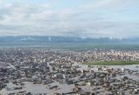 ۶ روز از سیل و طوفان گلستان گذشت؛ خبری از سلبریتیها نیست!