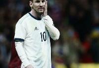 بازگشت مسی به تیم ملی با شکست آرژانتین همراه شد