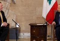 باسیل: حزب الله لبنان منتخب مردم است