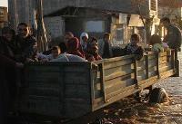 ۲ روستای بندرترکمن برای فرار از سیل تخلیه میشوند