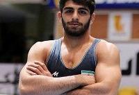 ساروی صاحب مدال طلا شد/ هفتمین مدال برای تیم ایران