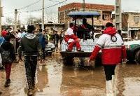 عزم دولت برای کمک به سیلزدگان گلستان و مازندران