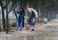 وضع بارندگیهای ایران در سال ۹۷