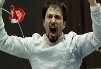 مدال برنز عابدینی در جام جهانی مجارستان