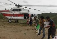 امدادرسانی هلال احمر به بیش از ۱۱۳ هزار تن در ۱۰ روز