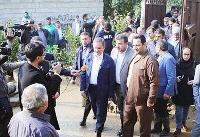 جهانگیری: دولت برای جبران خسارت سیل کنار مردم مازندران ایستاده است