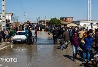 بررسی وضعیت سرباران مناطق سیلزده از سوی ستاد کل نیروهای مسلح