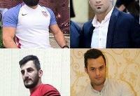 مرگ دلخراش ۴ کشتیگیر در سانحه رانندگی در ماسوله