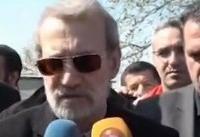 لاریجانی: بستههای حمایتی برای مردم سیل زده مازندران در نظر گرفته شود