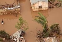 گردباد و سیل در موزامبیک؛ مرگ ۴۱۷ نفر و شیوع وبا