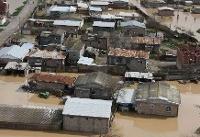 جهانگیری: دولت با تمام توان در کنار مردم سیل زده گلستان است