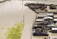 استانداری گلستان: دو سوم «آق قلا» زیر آب رفته است